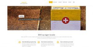 WordPress website Vakles